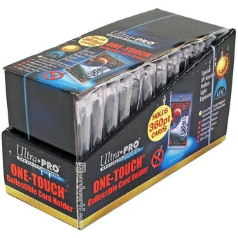 Ultra Pro 360pt. One Touch Magnetic Card Holder (12 Count Box)