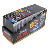 Ultra Pro 75pt. One Touch Magnetic Card Holder (25 Count Box)