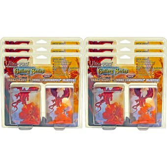 Ultra Pro Easley Final Stand Tin Deck Vault & 50ct Deck Protectors Combo 6ct Case