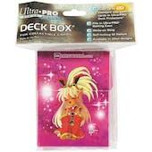 Ultra Pro Wonder Witch Deck Box by Sonny Strait