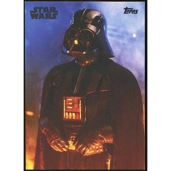 Star Wars Nickel City Con Exclusive P2 - Darth Vader (Topps 2018)