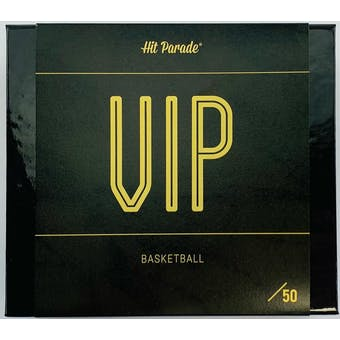 2020/21 Hit Parade Basketball VIP Series 6- 1-Box-DACW Live 6 Spot Random Division Break #2