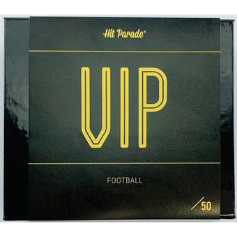 2021 Hit Parade Football VIP Series 1- 1-Box- Dacw Live 8 Spot Random Division Break #3