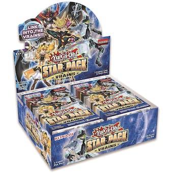 Yu-Gi-Oh Star Pack VRAINS Booster Box