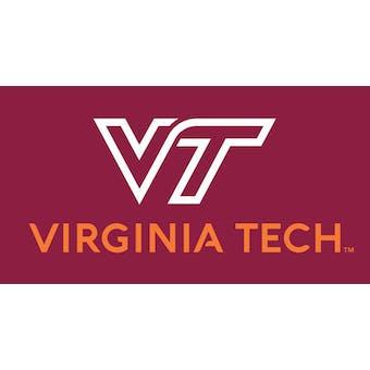Virginia Tech Hokies Officially Licensed NCAA Apparel Liquidation - 350+ Items, $9,200+ SRP!