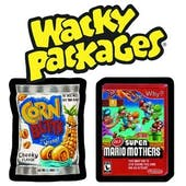 Wacky Packages Series 9 Trading Card Stickers Hobby Pack (Topps 2012)