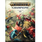 Warhammer TCG: Age of Sigmar Champions Booster Box