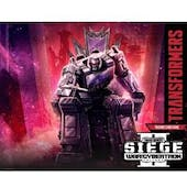 Transformers TCG: War for Cybertron - Siege II Booster Box (Presell)