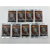 Magic the Gathering Weatherlight 9x Foreign Language Booster Pack Lot