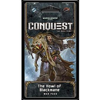 Warhammer 40,000: Conquest LCG - The Howl of Blackmane War Pack (FFG)