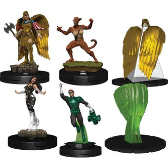 DC HeroClix: Wonder Woman 80th Anniversary Booster 2-Box Case (Presell)
