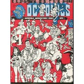 Amazing World of DC Comics Magazine #13 Cover art by Sergio Aragones
