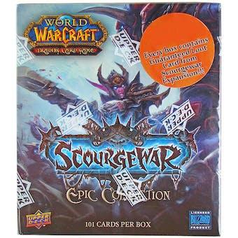 World of Warcraft Scourgewar Epic Collection Box