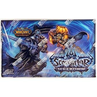World of Warcraft Scourgewar Icecrown Booster Box