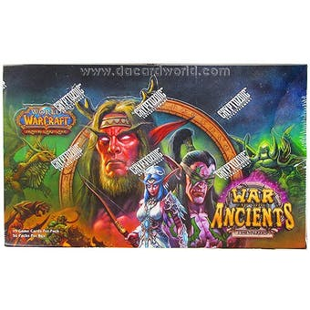 World of Warcraft Timewalkers: War of the Ancients Booster Box