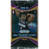 2019/20 Panini Prizm Basketball Retail Pack (Lot of 2)