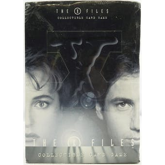 X-Files the Truth is Out There Starter Deck Box (12 decks) (Reed Buy)