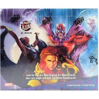 Fleer Ultra X-Men Trading Cards Box (Upper Deck 2018)