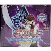 Yu-Gi-Oh Speed Duel: Attack from the Deep Booster Box