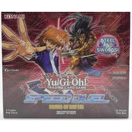 Yu-Gi-Oh Speed Duel: Scars of Battle Booster Box