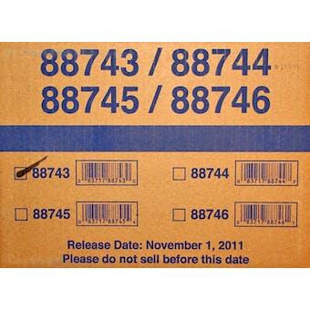 Konami Yu-Gi-Oh 2011 Holiday Tins Wave 2 Case (12 Ct.)