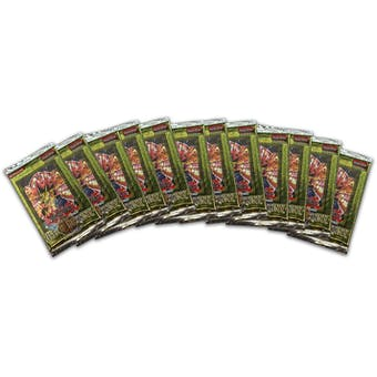 Upper Deck Yu-Gi-Oh Rise of Destiny 1st Edition Booster Pack (Lot of 12)