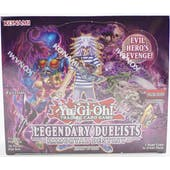 Yu-Gi-Oh Legendary Duelists: Immortal Destiny Booster Box