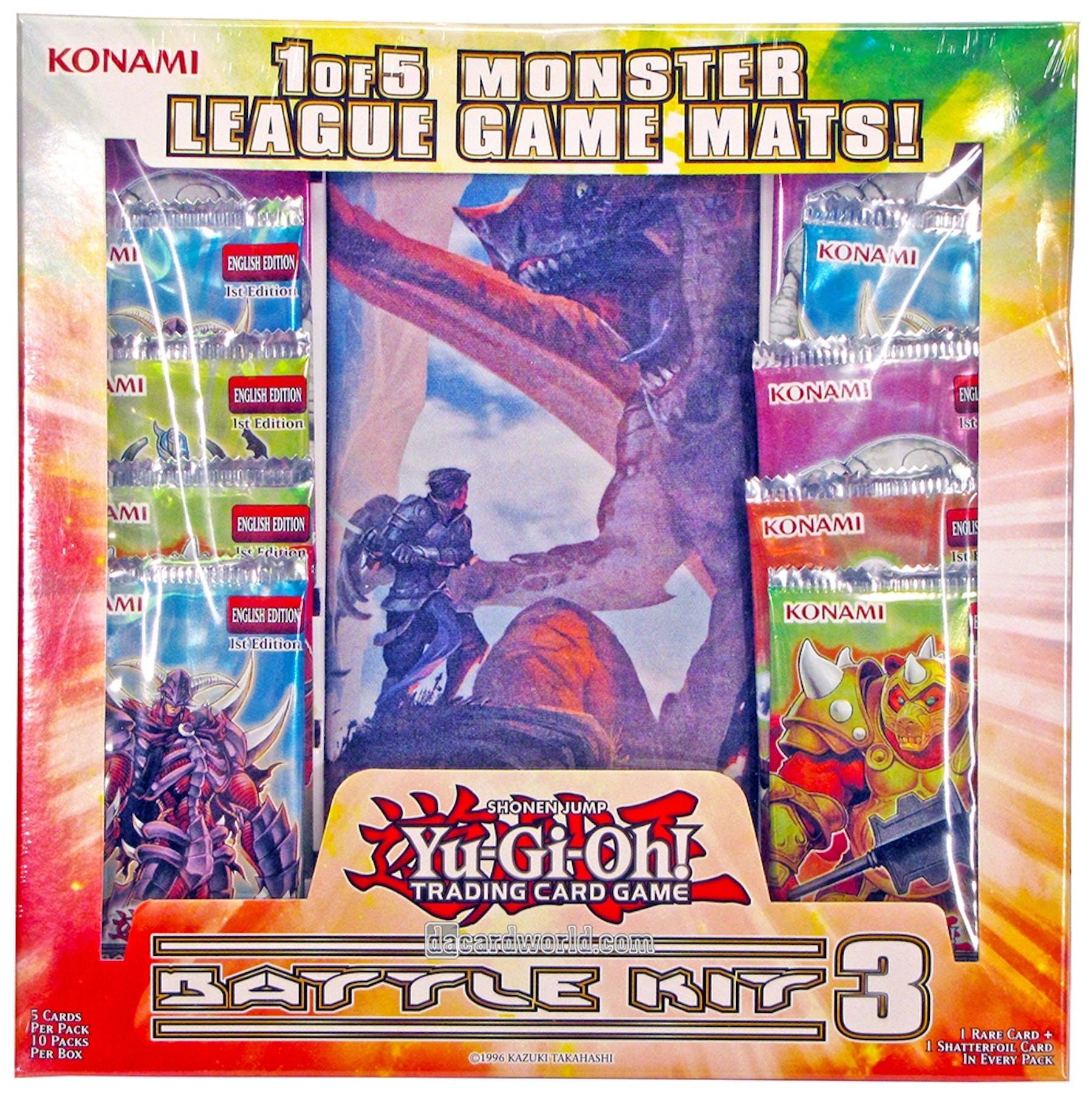 Konami Yu-Gi-Oh Battle Pack 3: Sealed Play Battle Kit