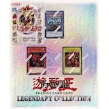 Yu-Gi-Oh Legendary Collection Box - Egyptian God Cards !