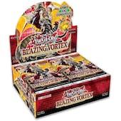Yu-Gi-Oh Blazing Vortex Booster Pack