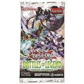 Yu-Gi-Oh Battles of Legend: Hero's Revenge Booster Pack