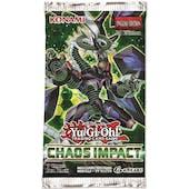 Yu-Gi-Oh Chaos Impact Booster Box (Presell)