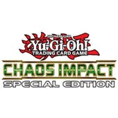 Yu-Gi-Oh Chaos Impact Special Edition Box (Presell)