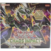 Yu-Gi-Oh Chaos Impact Special Edition Box
