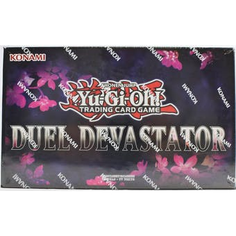 Yu-Gi-Oh Duel Devastator Box