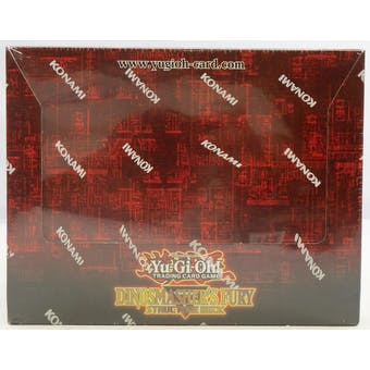 Yu-Gi-Oh Dinosmasher's Fury Unlimited Structure Deck Box