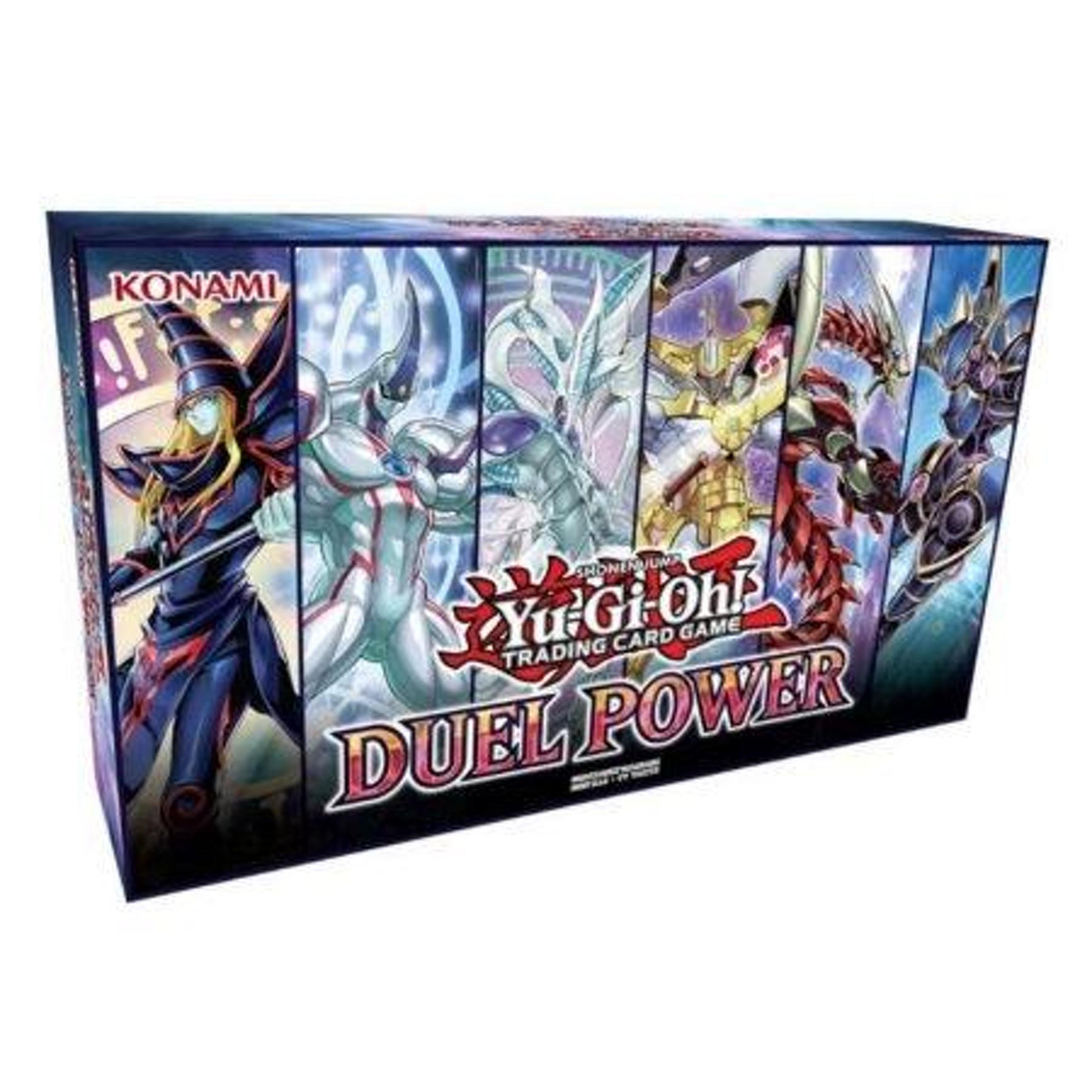 Yu-Gi-Oh Duel Power Booster Set Box (Presell)