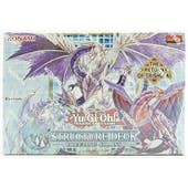 Yu-Gi-Oh Freezing Chains Structure Deck Box