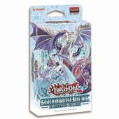 Yu-Gi-Oh Freezing Chains Structure Deck (Presell)