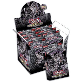 Yu-Gi-Oh Gates of the Underworld Structure Deck Box