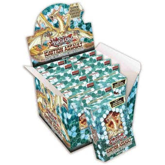 Yu-Gi-Oh Ignition Assault Special Edition 12-Box Case