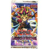 Upper Deck Yu-Gi-Oh Labyrinth of Nightmare LON Unlimited Booster Pack