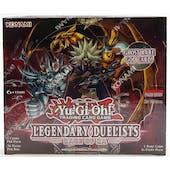 Yu-Gi-Oh Rage of Ra Booster Box