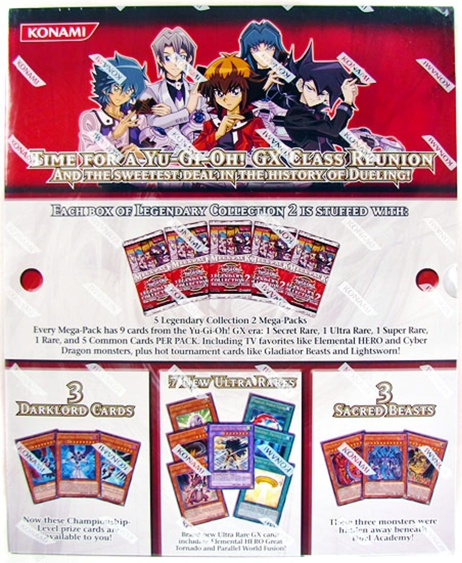 Yu-Gi-Oh Legendary Collection 2: The Duel Academy Years