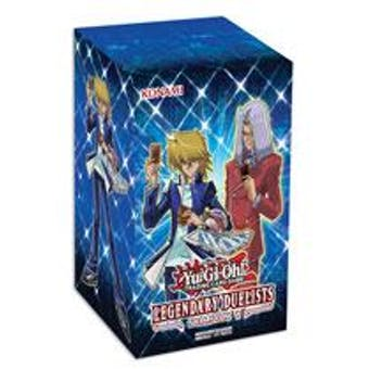 Yu-Gi-Oh Legendary Duelists: Season 1 Box