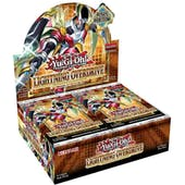 Yu-Gi-Oh Lightning Overdrive Booster Box (Presell)