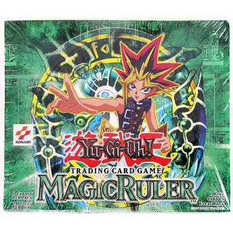Upper Deck Yu-Gi-Oh Magic Ruler (aka Spell) Unlimited Booster Box (24-Pack) MRL SRL