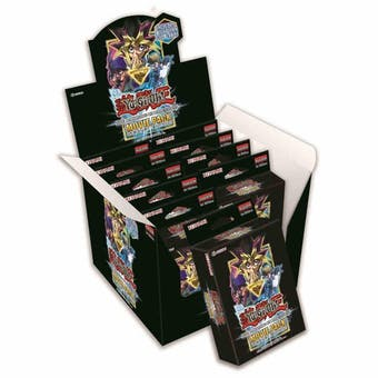 Yu-Gi-Oh The Dark Side of Dimensions Movie Pack Secret Edition 12-Box Case