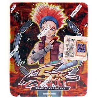 Konami Yu-Gi-Oh 2009 Crow Hogan Collectible Tin