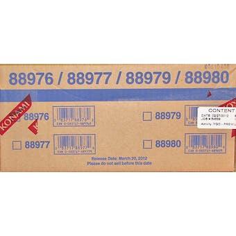 Konami Yu-Gi-Oh 2012 Premium Collection Tin Case (16 Ct.)
